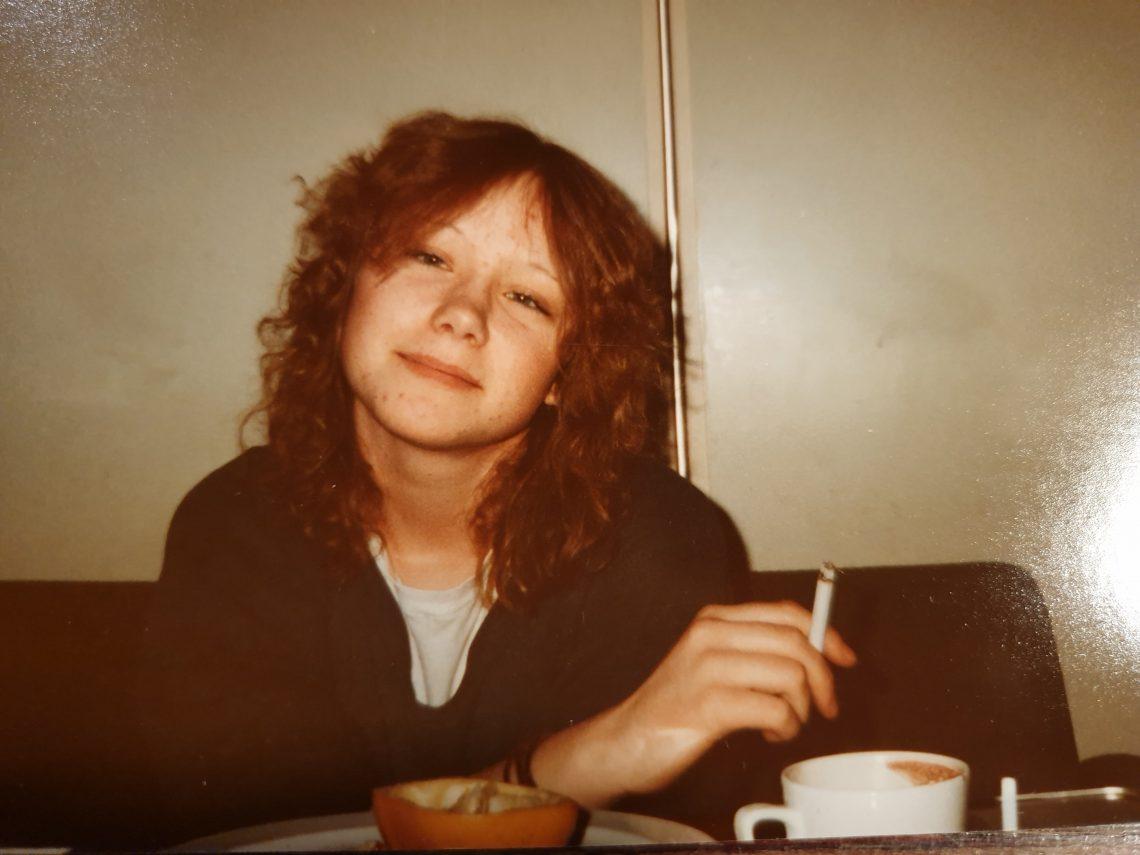 Sophie 16 år
